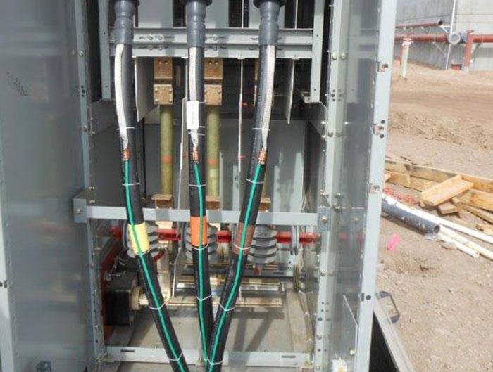 Medium Voltage Electrical Contractor Mcdade Woodcock