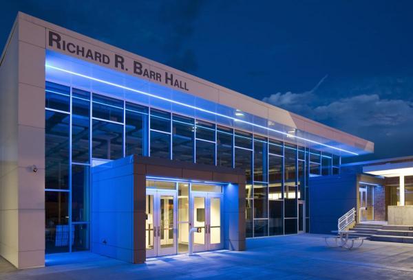 CNM Richard Barr Hall