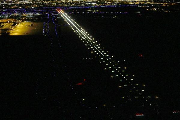 AIRCRAFT LANDING LIGHTS