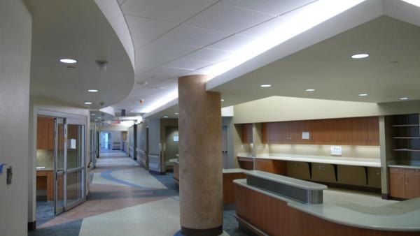 HEALTHCARE RECESSED LIGHTING