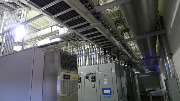 WASTEWATER MOTOR CONTROL