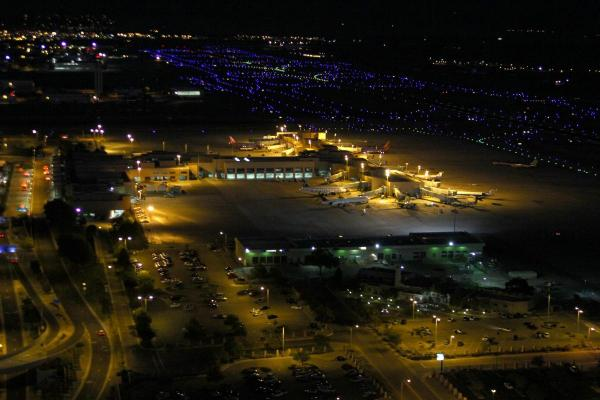 AIRPORT APRON LIGHTING