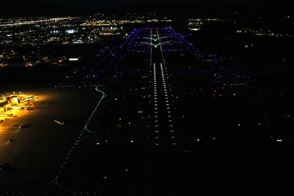 RUNWAY APPROACH LIGHTING