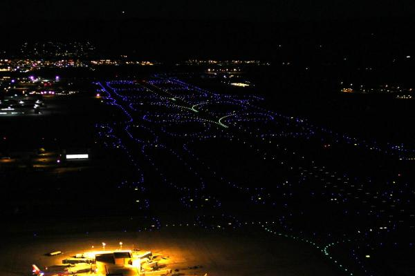 RUNWAY GUIDE LIGHTING