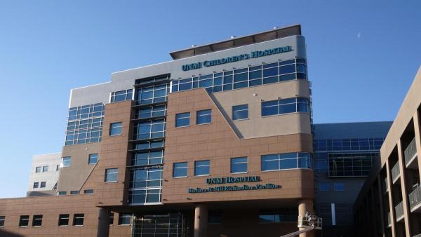 UNIVERSITY NEW MEXICO HOSPITAL