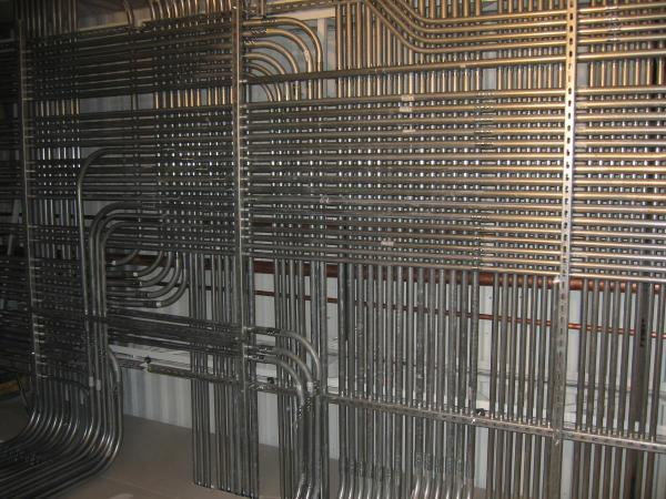 CONDUIT ROUTING